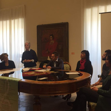 """Conferenza stampa """"Nuovi Spazi Musicali"""
