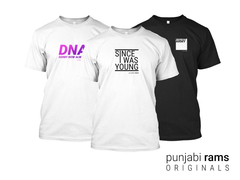 Introducing Punjabi Rams Originals