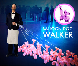 Balloon Dog Walker