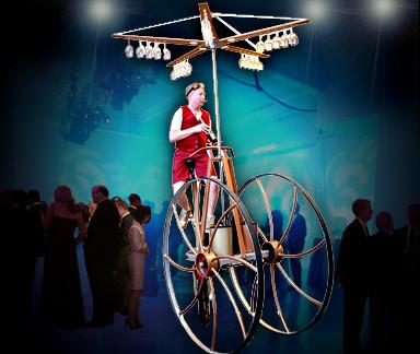 Wine Bicycle