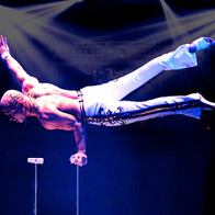 Hand Balancing Acrobat