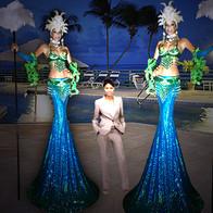 Mermaid Glamazons