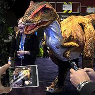Dinosaur Actors