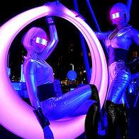 LED Greeters & Rings