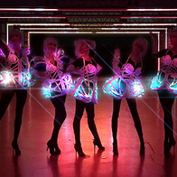 LED Electric Dress Greeters