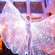 LED Tempest Wings