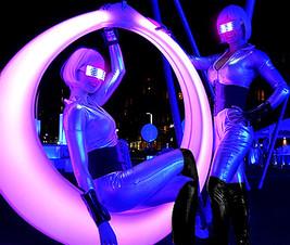 LED Rings of Light