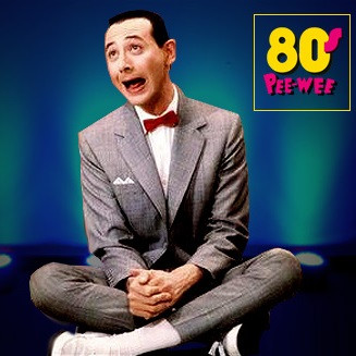 Pee-Wee Herman Impersonator