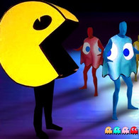 Pac Man Characters