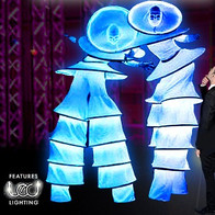 LED Ring Walkers