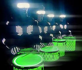 LED Drumline