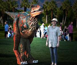 Dino Actors
