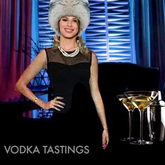 Vodka Martini Tastings