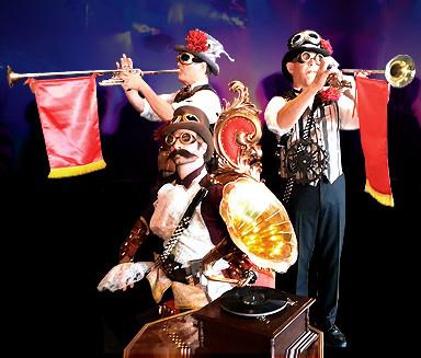 Steampunk Gurus