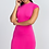 Thumbnail: Sarah Mini Dress Pink