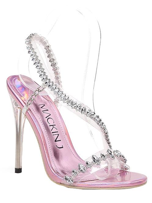 Victoria Crystal Heels