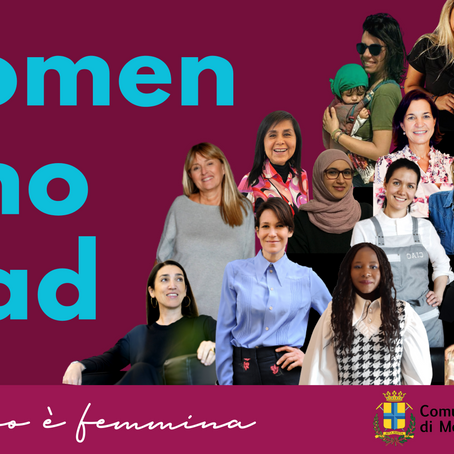 AIW models a new vision for the future: with women's leadership in central role