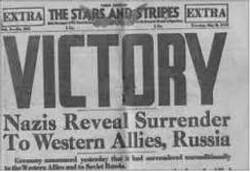 Nazis surrender