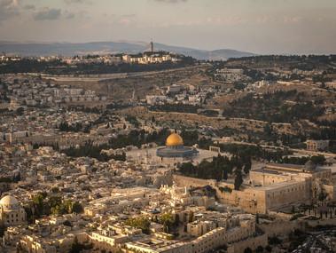 The Deception of Dividing Jerusalem