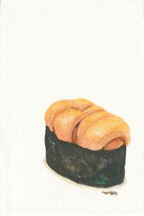 Sushi Series: Urchin