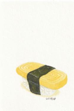 Sushi Series: Egg
