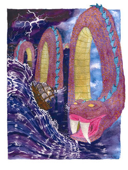 Dragon Series: Sea Serpent