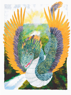 Dragon Series: Amphithere