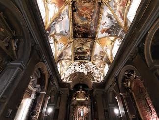 Un paseo imaginario por la Roma inesperada. Santa Maria in Trivio. Bálsamo para la cuarentena.