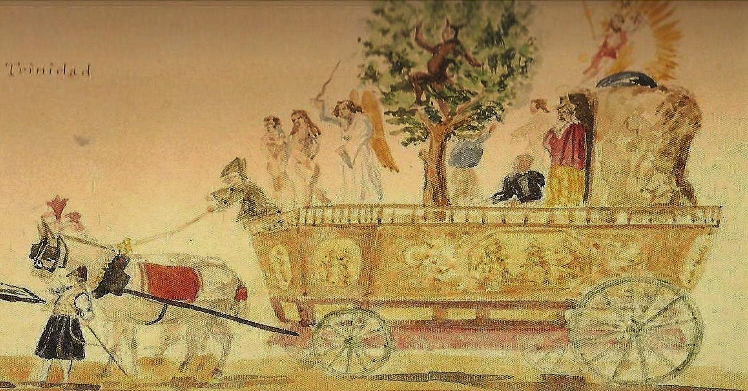 Una procesión para la ciudad