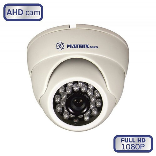 Купольная внутренняя камера MATRIX MT-DW1080AHD20