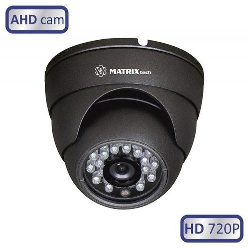 Купольная антивандальная камера MATRIX MT-DG720AHD20
