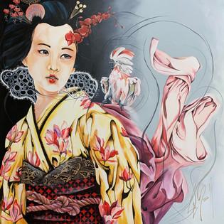 Geisha du vent