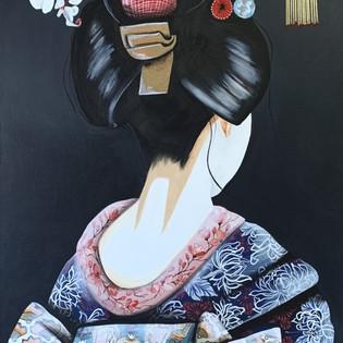 Shiroi hana (fleur blanche)