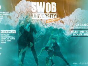 Bienvenue au SWOB du 21 au 28 août 2021