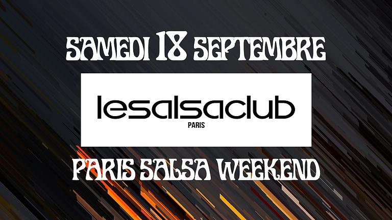 lesalsaclub party Sep 18,2021