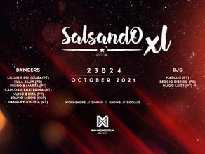 Salsando XL 23 & 24 October 2021 @Porto/Portugal