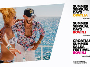 Croatian Summer Salsa Festival Rovinj 2021