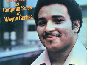 Wayne Gorbea - Estamos En Salsa