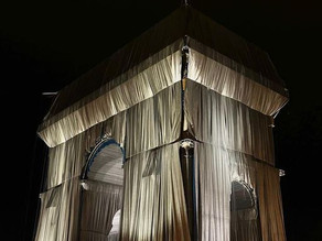 The Arc de Triomphe Wrapped