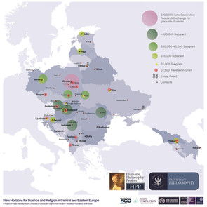 New Horizons for Science and Religion in Central and Eastern Europe