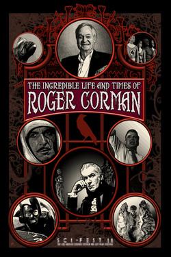 Roger Corman Tribute poster
