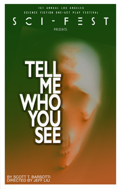 TELL ME WHO YOU SEE