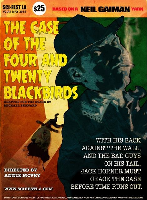 The Case of 4 & 20 Blackbirds