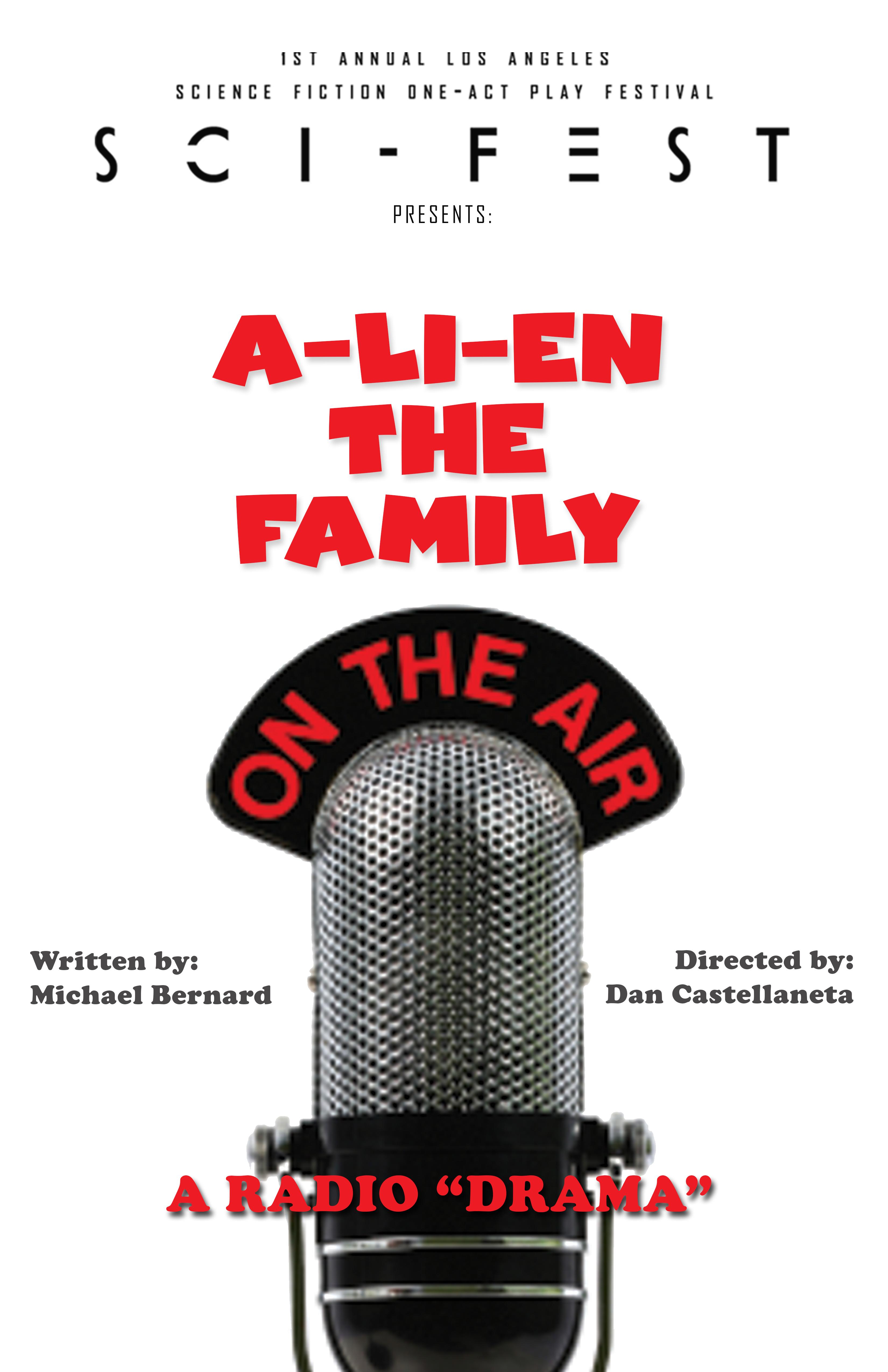 A-LI-EN THE FAMILY