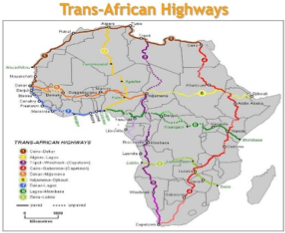 Africa Highway Construction