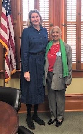 7 Rep. Jan Jones and Mayra Guzman.jpg