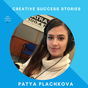 Student Success Story: Petya Plachkova