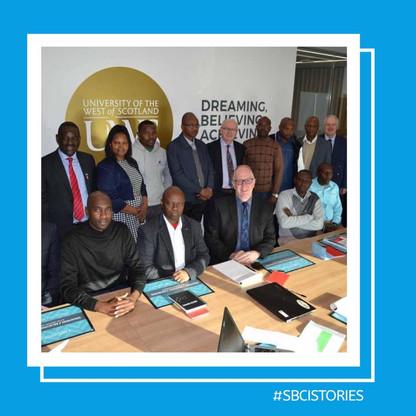 UWS Rwanda Funded Project
