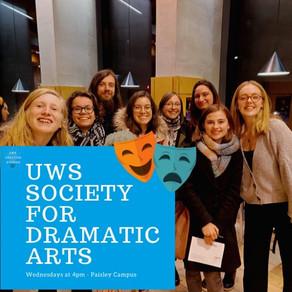 UWS Society for Dramatic Arts