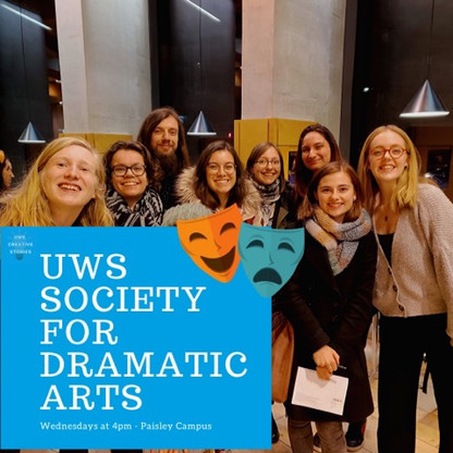 UWS Society for Dramatic Arts